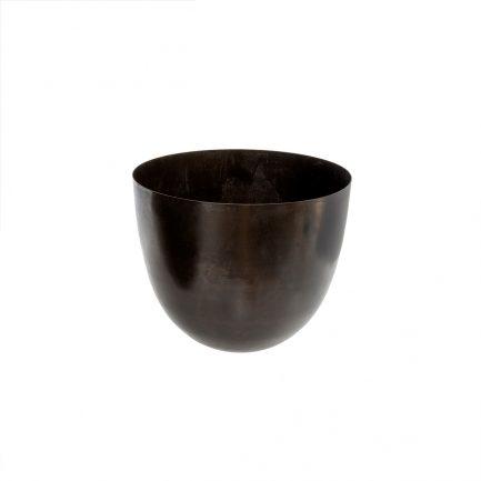 Pot noir arrondi - Gros