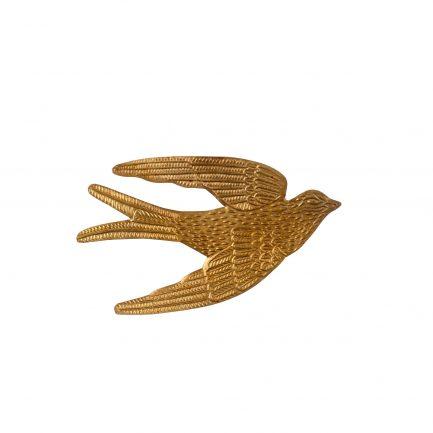 Oiseau métal - Ornement