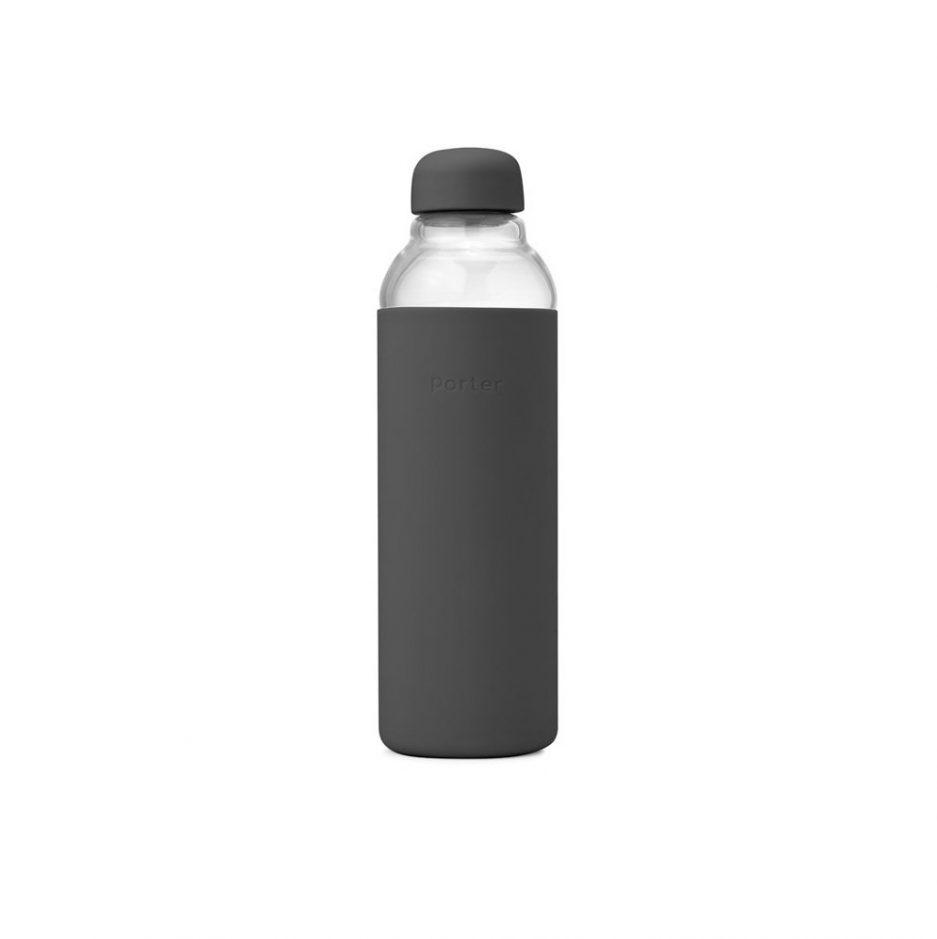 Bouteille d'eau charcoal