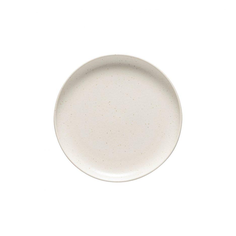 Assiette dessert - Pacifica crème