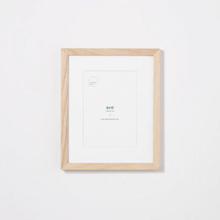 Cadre 8 x 10 Chêne