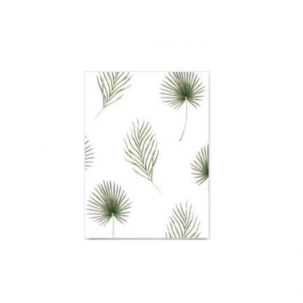 Carte Palmiers