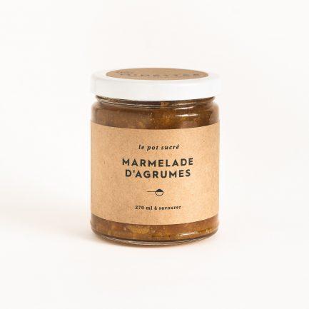 Marmelades d'agrumes